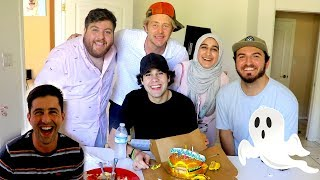 Download SURPRISING BEST FRIEND FOR HIS BIRTHDAY!! (ghosts) Video