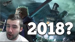Download The Final Fantasy VII remake news craze: Is FF7R really coming in 2018? Video