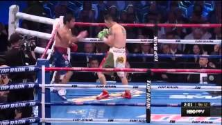 Download PACQUIAO VS RIOS in HD (fight highlights and what made pacquiao very angry) Video
