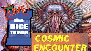 Download Cosmic Encounter Live! (includes Cosmic Eons). Also Yesssss! Video