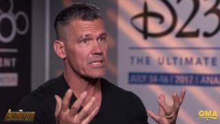 Download Josh Brolin Says Playing Thanos Is Emotional, Deadpool 2 Is Funnier Than The Original Video