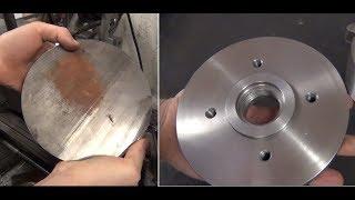 Download Fabricando flange para placa de torno Video