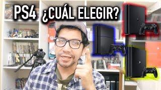 Download PS4 - PS4 SLIM - PS4 PRO ¿CUÁL ELEGIR ? Video