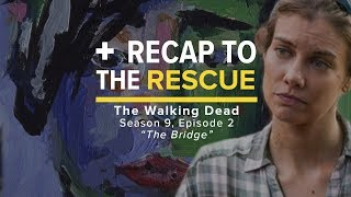 Download The Walking Dead Episode 9x02 Easter Egg Recap Video