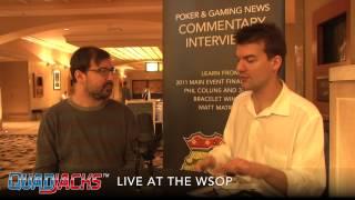 Download Matt Matros explains live MTT strategy | QuadJacks Video