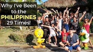 Download Why I've Been to THE PHILIPPINES 29 Times! Video