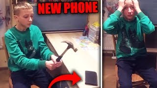 Download Top 10 People Who DESTROYED Their New iPhone! Video