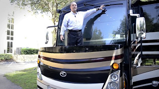 Download 2015 American Coach Tradition Luxury Motorhome for sale at Lazydays RV Video