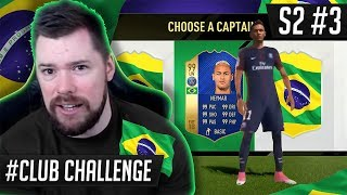 Download THE BRAZIL NATIONAL TEAM DRAFT CHALLENGE!! - FIFA 17 Video