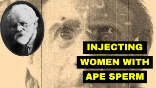 Download When Russia Attempted Human Ape Breeding Video