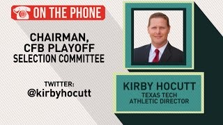 Download Gottlieb: Kirby Hocutt talks college football playoffs Video
