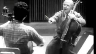 Download Pablo Casals Cello Interpretation and Technique clip Video