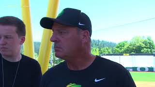 Download Mike White Ahead of Super Regionals Video