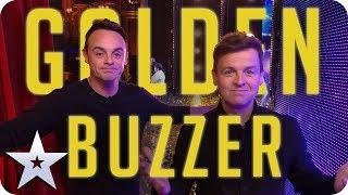 Download UPDATED 2019 - Ant & Dec's GOLDEN BUZZERS! | Britain's Got Talent Video