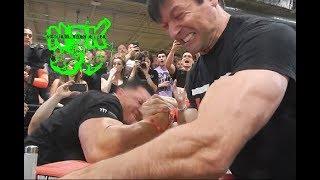 Download Devon ″NO LIMITS″ Larratt vs Marcio ″PRIMAL″ Barbosa | RAW FULL HD Video