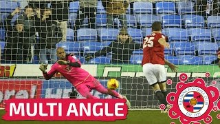 Download MULTI ANGLE | Ali Al-Habsi produces a late penalty save to win the game against Fulham! Video