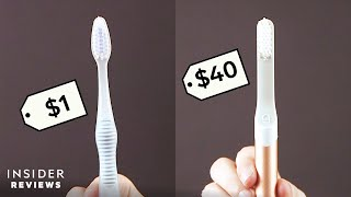 Download $40 Insta-Famous Quip Toothbrush VS. $1 Drugstore Toothbrush Video