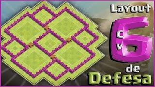 Download Layout de Defesa Cv6 Atualizado Video