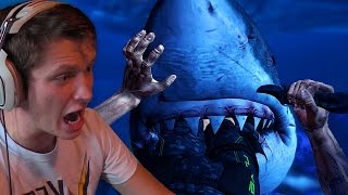Download GREAT WHITE!! (Depth: Sharks vs Divers Gameplay) Video