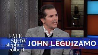 Download John Leguizamo Teaches 'Latin History For Morons' Video