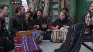 Download Shahbaz Qalandar - Qawwali journey to Sehwan Sharif with Fanna-Fi-Allah Video