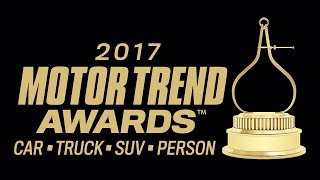 Download 2017 Motor Trend Awards Live from Los Angeles! Video