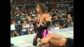 Download 8 13 98 WCW Thunder Lex Luger vs Bret Hart Video