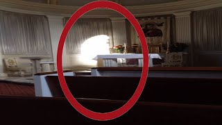 Download Apparition of Mother Mary In a Chapel Video