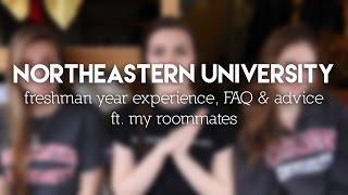 Download Freshman Year Experience: Northeastern University // sophisr Video