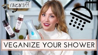 Download HOW TO VEGANIZE YOUR SHOWER (+ Cruelty-Free!) Video