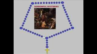 Download Virtual Rosary - The Sorrowful Mysteries (Tuesdays & Fridays) Video