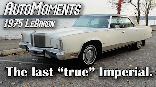 Download 1975 Imperial LeBaron - Driving the Last ″True″ Imperial   AutoMoments Video