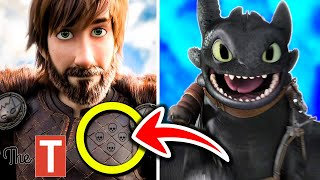 Download 10 Dark Secrets Hidden In How To Train Your Dragon 3 - The Hidden World Video