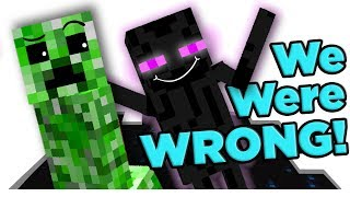 Download Minecraft's Enderman Are NOT What We Thought! | The SCIENCE!... of Minecraft Video