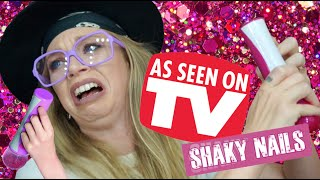 Download SHAKY SHAKE NAILS! - DOES THIS THING REALLY WORK? Video