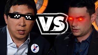 Download Andrew Yang VS Ben Shapiro: EXPERT Questions meet EXPERT Answers Video