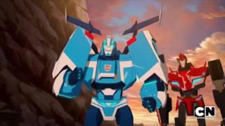 Download Transformers: Robots in Disguise: Combiner Force: Meet Blurr Video