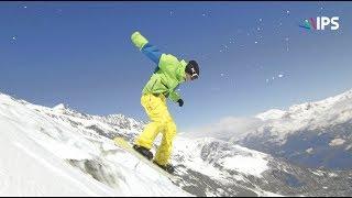 Download LG 4K Demo: Snowboard Video