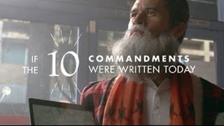 Download If the 10 Commandments Were Written Today Video