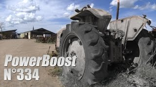 Download Là où meurent les tracteurs ! PowerBoost N° 334 (22/04/2016) Video