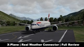 Download [X-Plane] Real Weather Connector for SkyMaxPro 3.1.1 | Full Review Video