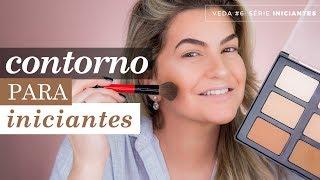 Download COMO FAZER CONTORNO PARA INICIANTES NA MAQUIAGEM | VEDA #6 ALICE SALAZAR Video