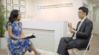 Download What is Diabetic Neuropathy?   Singapore Diabetic Foot Centre Video