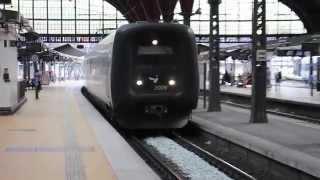 Download COPENHAGEN AIRPORT TRAIN CENTRAL STATION DENMARK Video
