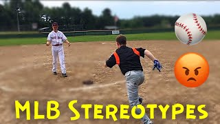Download MLB BASEBALL STEREOTYPES | MCC TrickShots (Inspired by Dude Perfect) Video