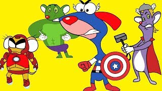 Download Rat-A-Tat |'RatVengers Easter Week Special 1 Hour Cartoons'| Chotoonz Kids Funny Cartoon Videos Video