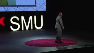Download Performing Who You Are Becoming | Antoine Joyce | TEDxSMU Video