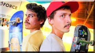 Download RIDICULOUS LATE KICKFLIP CHALLENGE! Ft. Jonny Giger Video