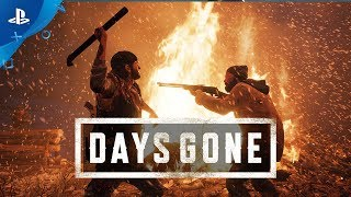 Download Days Gone - PS4 Gameplay | E3 2017 Video
