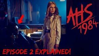 Download Hidden Clues! American Horror Story 1984 Episode 2 Mr Jingles Explained #AHS1984 Video